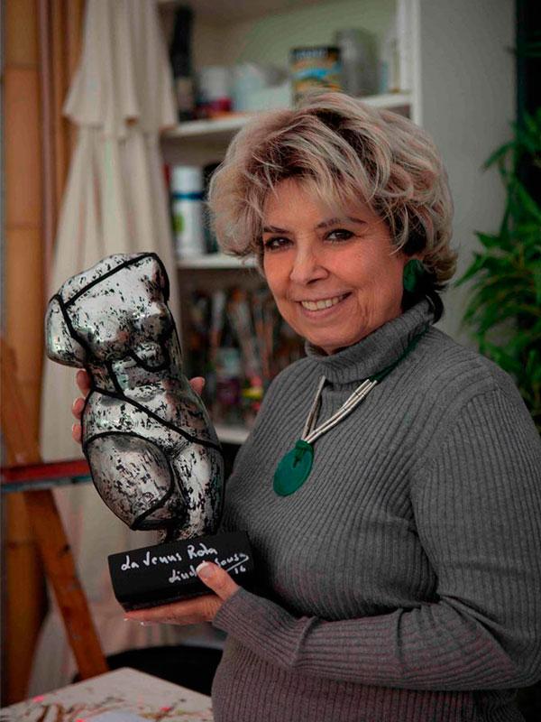 Linda de Sousa - La Venus Rota