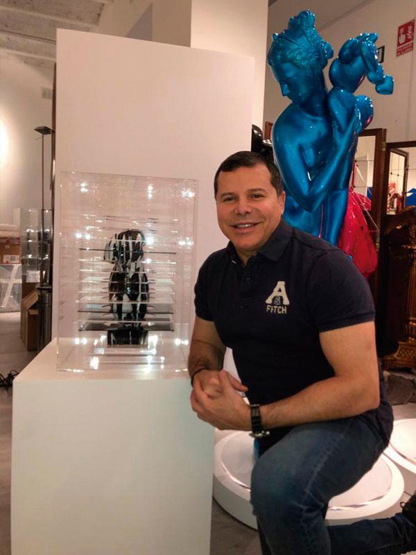Pedro Sandoval | Lo tengo todo menos el tiempo (Alejandro Otero como pretexto)